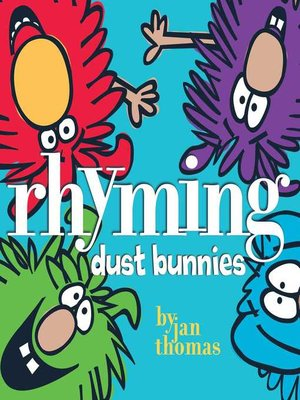 cover image of Rhyming Dust Bunnies